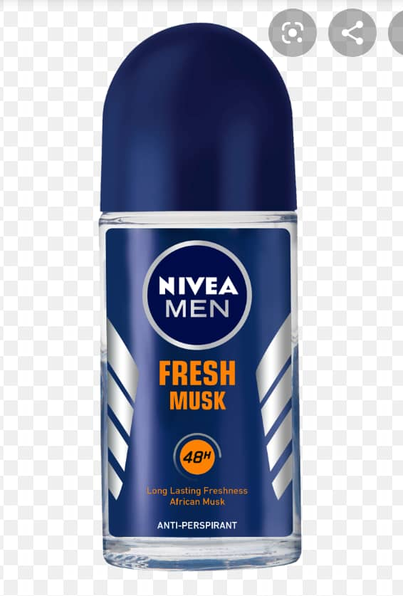 Nivea Deodorant Roll on Fresh Musk 50ml For Sale