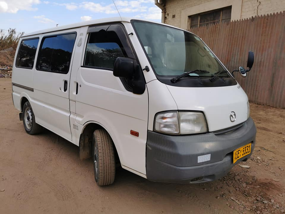 Mazda Bongo   Diesel Engine  Automatic Min Bus For Sale